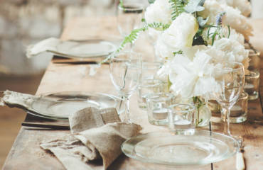 The role of your bouquette in event compositions